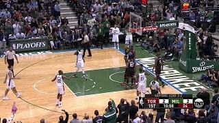 Quarter 1 One Box Video :Bucks Vs. Raptors, 4/27/2017 12:00:00 AM