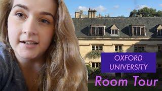 Oxford University Room Tour: My 17th Century Dorm Room 🏰