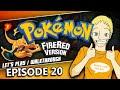 The Road to FUCHSIA CITY | Pokemon FireRed Walkthrough | Episode 20
