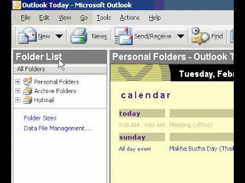 Microsoft Office Outlook 2003 Set the default stationery for all new messages you create