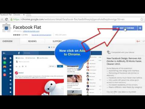 How to know who visit my FaceBook profile/ change Facebook look/view