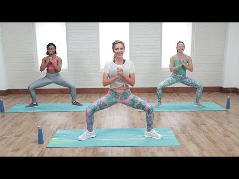 30-Minute Abs & Booty-Toning Workout | Class FitSugar