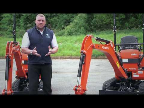 Kubota Micro Excavator | HSS Hire