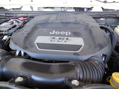 How To: Change Your Engine Oil In Your Jeep Wrangler 3.6L V6 (RockTrooper