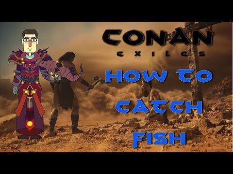 How to Catch Fish - Conan Exiles Mini Guide