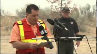 Download Okanogan Complex Media Briefing Video