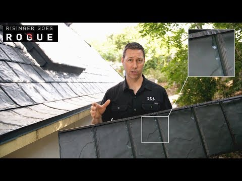 Metal Roof Shingle Review