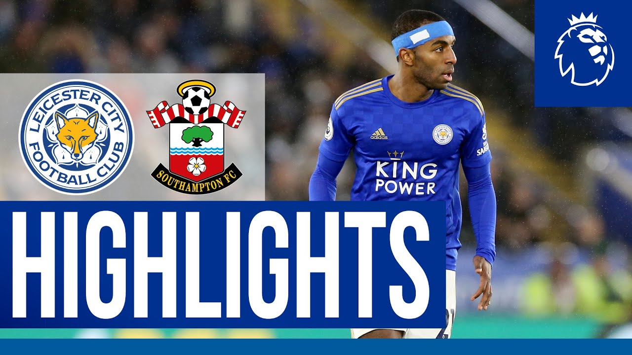 Defeat For The Foxes | Leicester City 1 Southampton 2