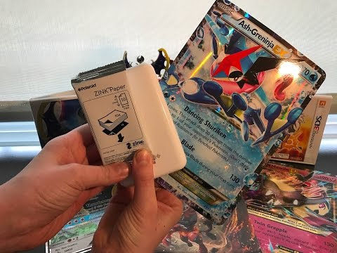 HOW TO PRINT YOUR OWN POKEMON CARDS