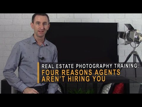Real estate photography: 4 reasons you're not hired