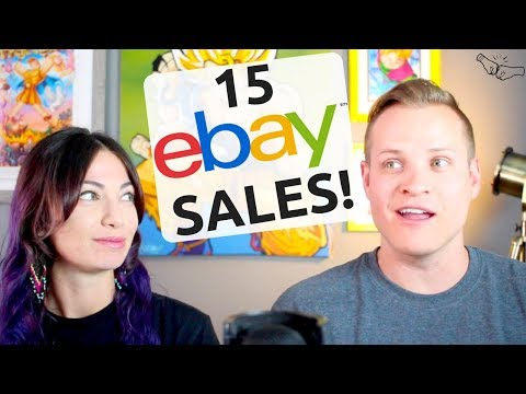 Selling used clothes & shoes on eBay in 2018   15 things we SOLD from Thrift Stores! pt.2