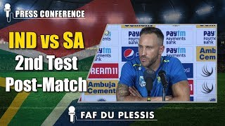 Team is hurting but focus remains on getting better - Faf du Plessis