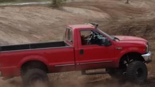 Big Red Monster Truck Cracker Ranch