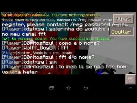 Nuevo server (minecraft pe v0.11.1)