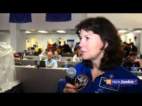 Astronaut Cady Coleman Interview