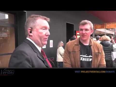 VIDEO: O'Keefe not welcome at ACORN movie premiere at Tribeca Film Festival