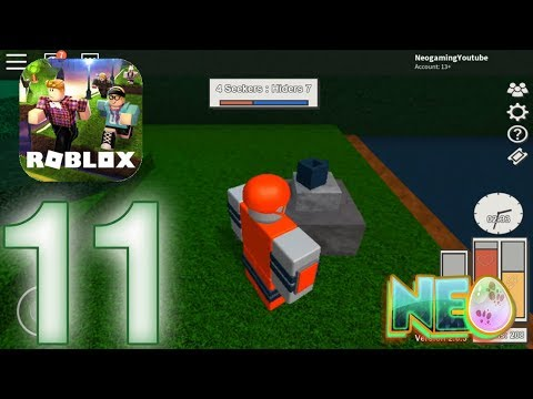 Roblox: Gameplay Walkthrough Part 11 - Bloxhunt #6 (iOS - Android)
