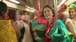 BRAZIL:THE GLITZ AND GLAMOUR OF RIO