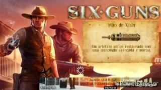 Six Guns-A corrida