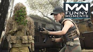 COD Modern Warfare - Funny Moments #41