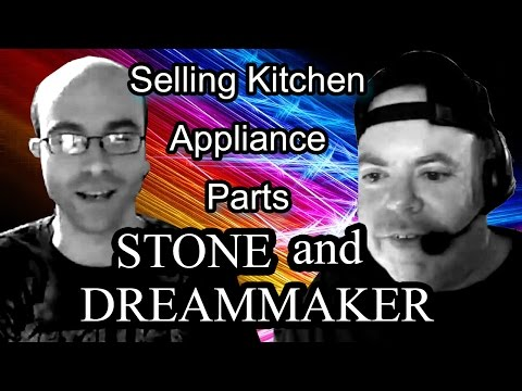 Make Money Selling Used Kitchen Appliance Parts