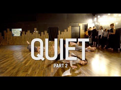 MILCK - Quiet | Blake McGrath Choreography | DanceOn Class - Part 2