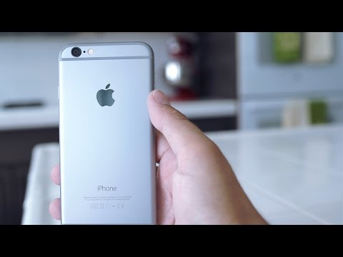 iPhone 6 Review from an Android User