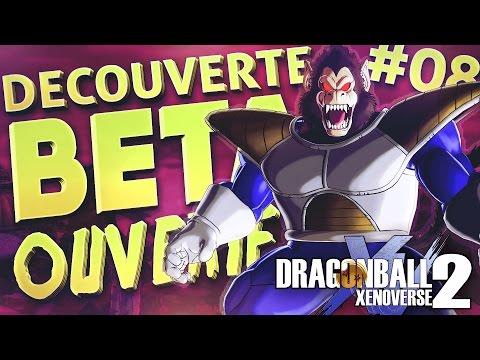 Dragon Ball Xenoverse 2 BETA | FR - 6 contre 1 #8 ( PS4 )