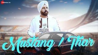 Mustang/Thar - Official Music Video | Satti Khokhewalia | Jassi Bro