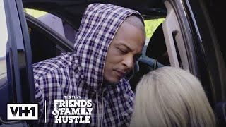 Tiny Moves Back In W/ TIP , T.I. & Tiny: Friends & Family Hustle