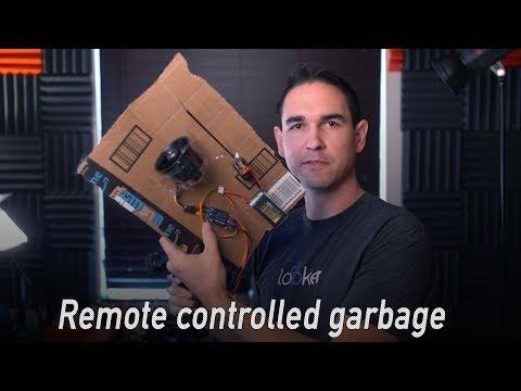 Remote Controlled Garbage - william osman style #WORLDSGREATESTRCCARCHALLENGE2018