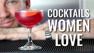 Download 3 Cocktails Women Love Video