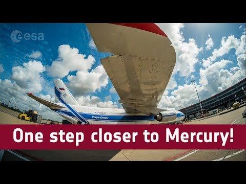 One step closer to Mercury!