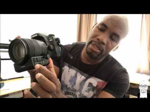 Canon Zoom Adapter PZ E1 Unboxing