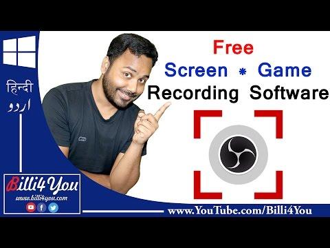 Best Free Screen Recording Software For Windows, Mac, Linux - Full Tutorials