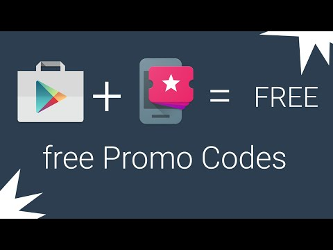 Earn Google Play Promo Codes For Free & Get Paid Android Apps For Free