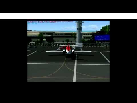 Flight Simulator PC-learn to fly and land on your pc