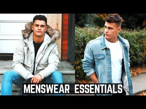 My Top Mens Fashion Tips