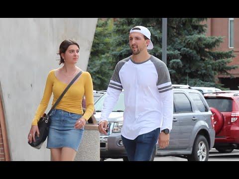 Walking Next to People