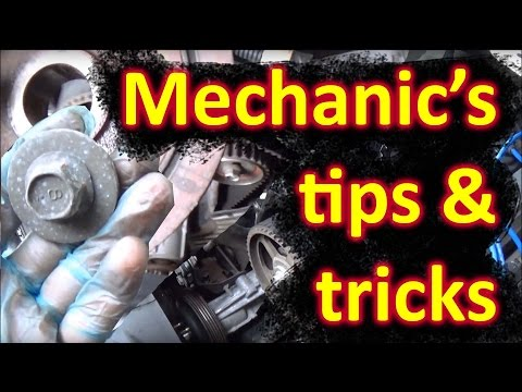 How to REMOVE a crank shaft PULLEY (EASY)