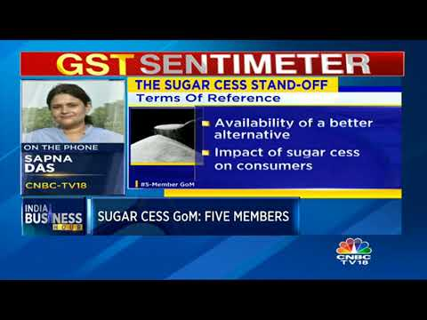 GST Council On Sugar Cess & Incentivising Digital Payments