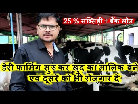 DAIRY FARMING Business     Earn Blessings