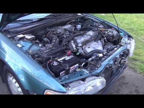 1990 Honda Accord Vehicle Speed Sensor replacement