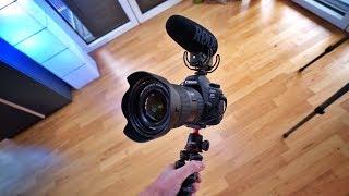 Canon 6d Mark Ii Als Vlog-kamera: Meine Ersten Eindrücke!