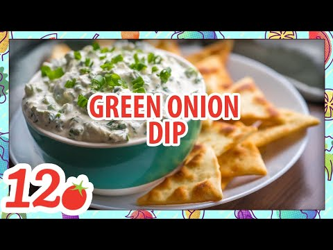 How To Make: Green Onion Dip