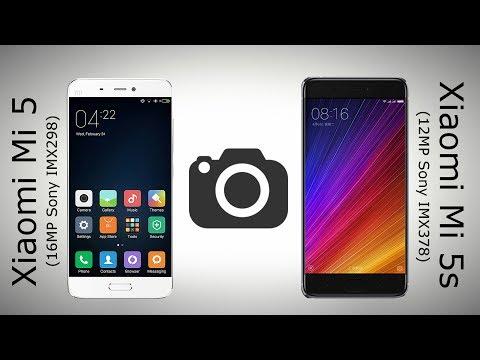 Xiaomi Mi5 vs Xiaomi Mi 5s Camera Comparison | IMX298 vs IMX378 [Eng Subs]