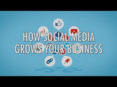 How To Use Social Media To GROW Your Business!