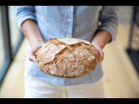 Gluten Free Crusty Artisan Bread