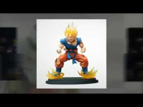 Dragon Ball Z new action figures
