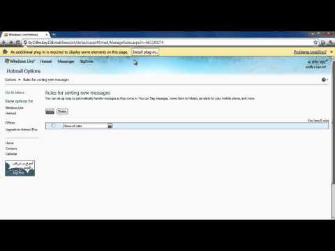How to Auto Redirect Emails in Specified Folders